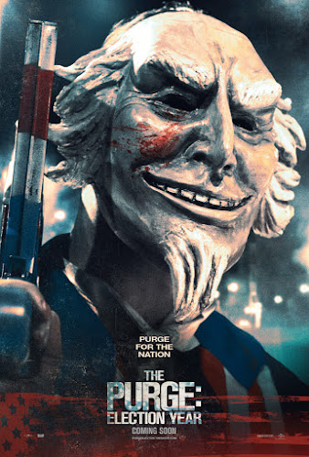The Purge: Election Year (Web-DL 1080p Dual Latino / Ingles) (2016)
