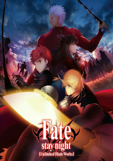 Download Fate/Stay night: Unlimited Blade Works Subtitle Indonesia Batch Episode 1 – 12