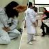 Berang lengan anak berdarah, ibu serang dan tendang perut jururawat hamil 6 minggu