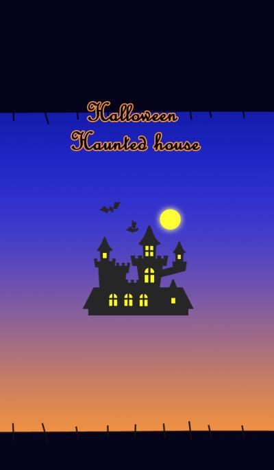 Halloween(Haunted house)