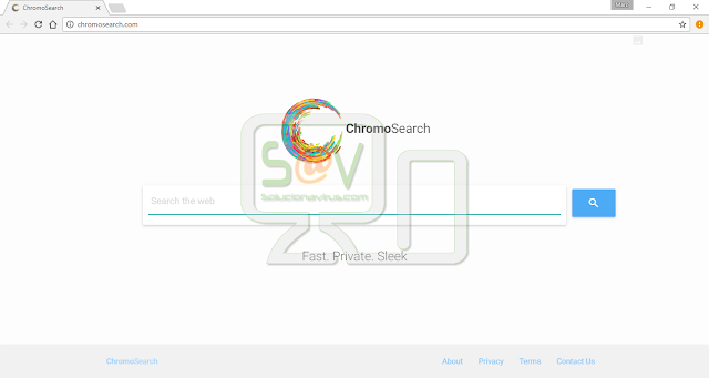 ChromoSearch.com (Hijacker)