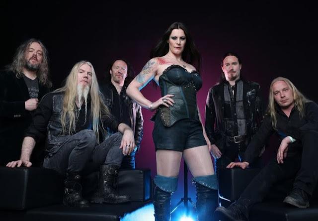 Nightwish inicia nova importante tour pela América Latina com show sold out no Brasil