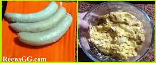 Banana Kabab Recipe