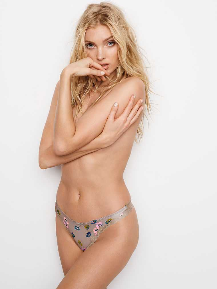 Elsa Hosk – Victoria's Secret Photoshoot September 2017