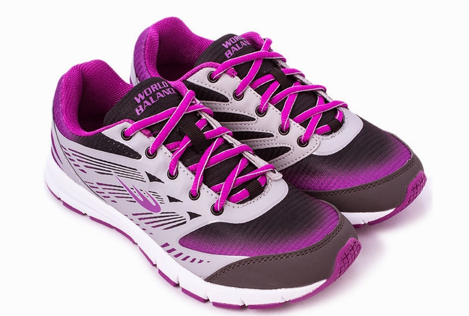 No More Excuses with World Balance Running Shoes