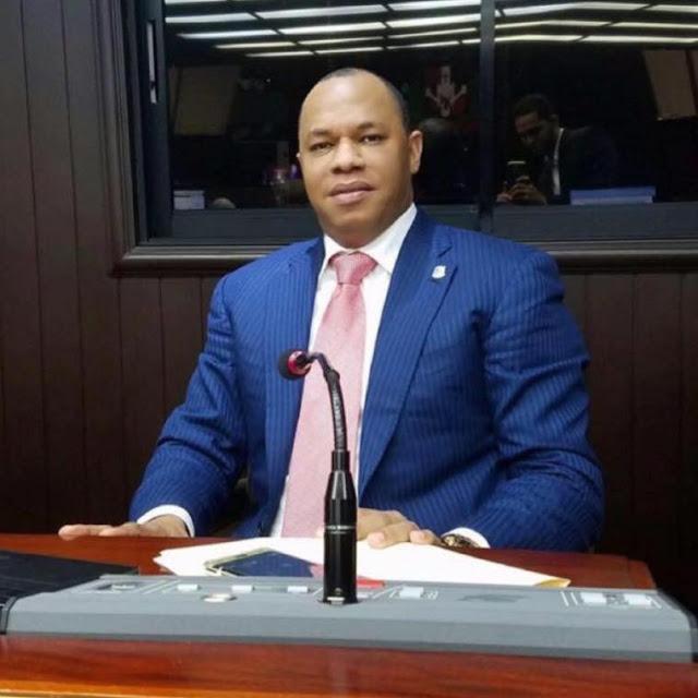 Diputado del PRM por la provincia de Barahona Miguel Florián llamó a respaldar los candidatos de Luis Abinader