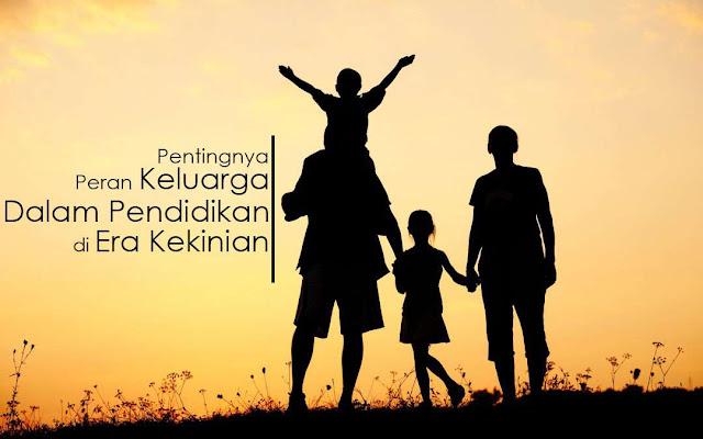 peran keluarga dalam pendidikan