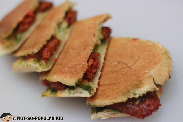 Tito Choripan Sandwich of Pepi Cubano