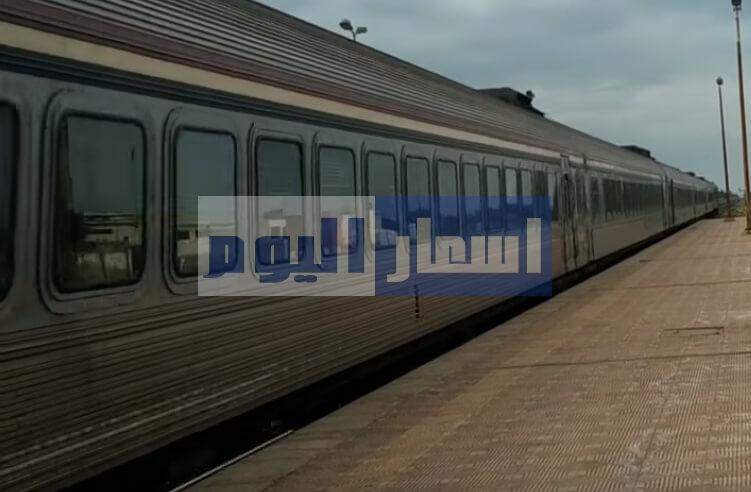 قطارات الزقازيق الاسكندرية
