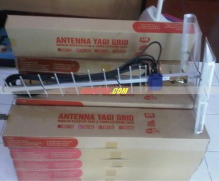 Antena YAGI GRID EXTREME D-2U TXR 175 Upto 25KM - Jual