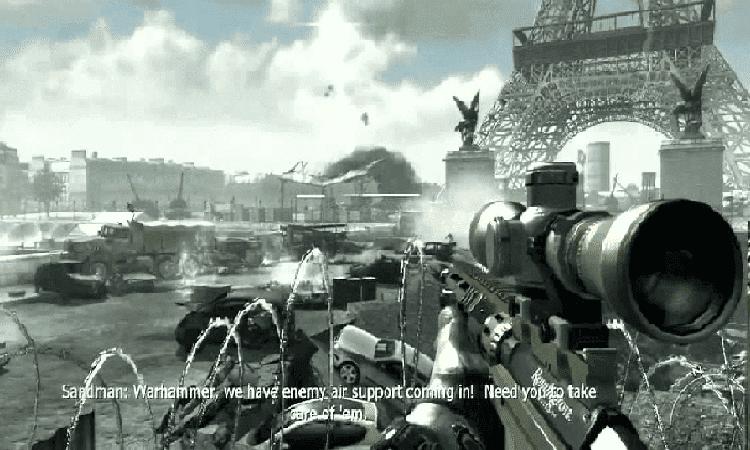 تحميل لعبة call of duty modern warfare 3 مجانا