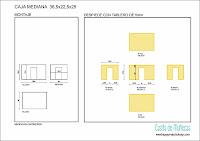 planos caja mediana