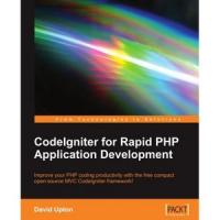 CodeIgniter for Rapid PHP Application Book