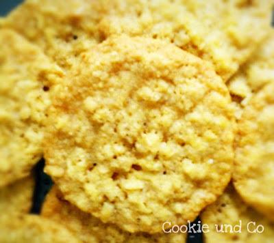 Mandel-Hafercookies