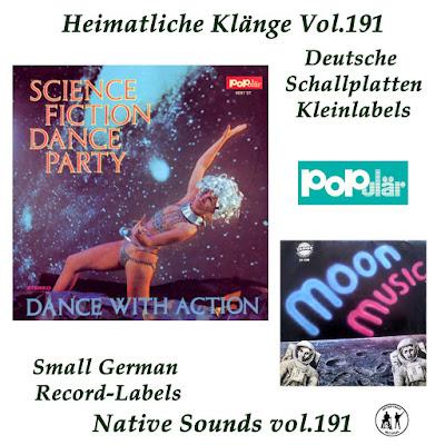 Science Fiction Dance Party ( Heimatliche Klaenge  Vol.191)