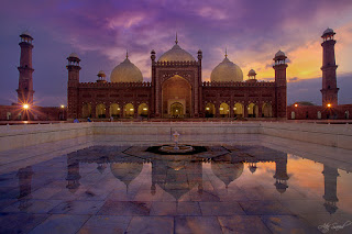 Five Beautiful Places of Lahore