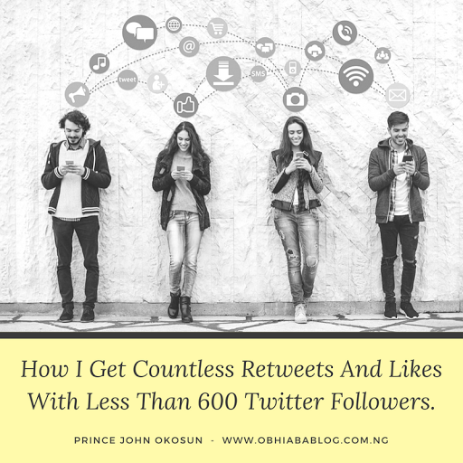 How I Get Countless Retweets And Likes With Less Than 600 Twitter Followers