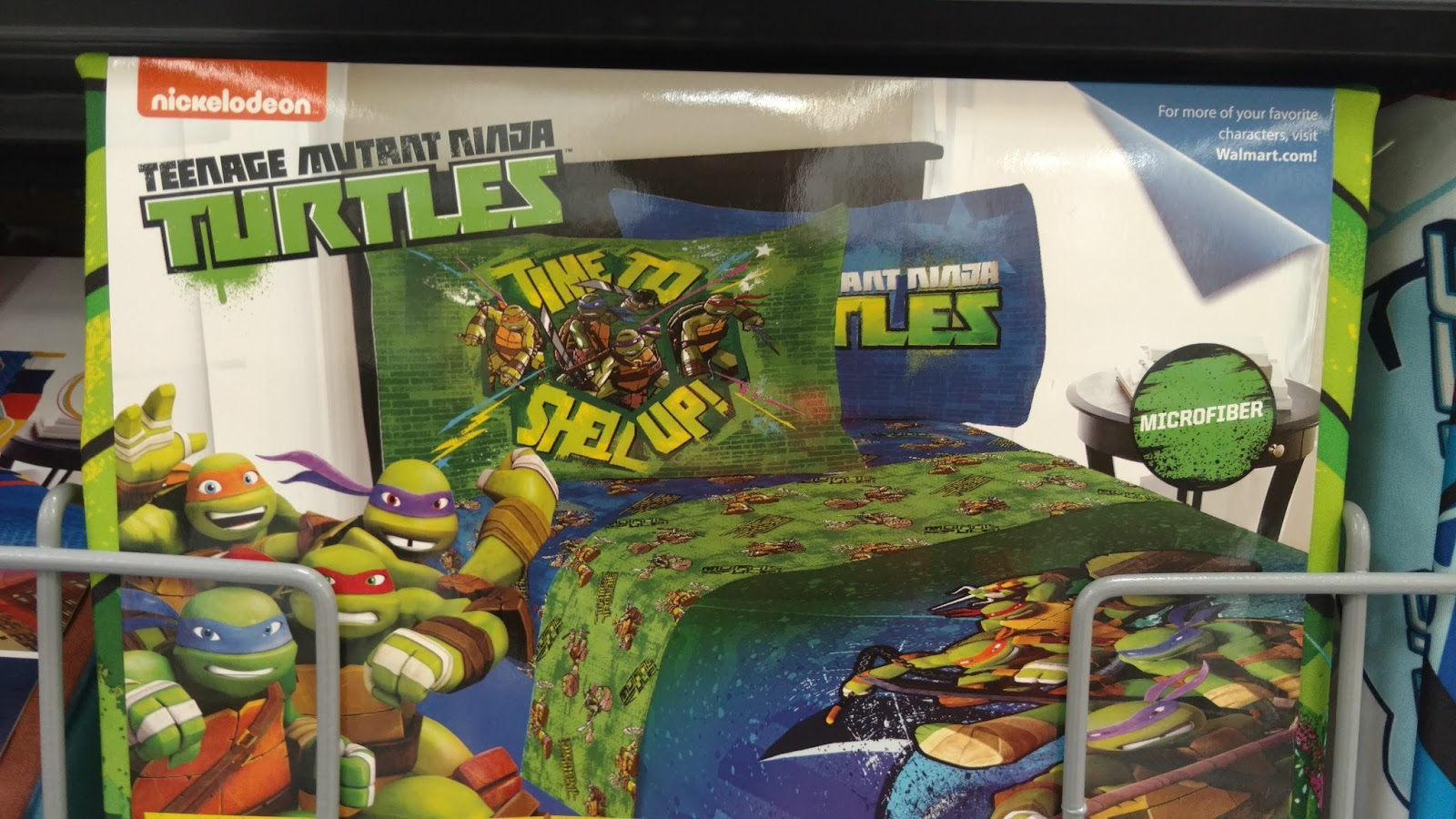 Walmart Has Everything You Need For Teenage Mutant Ninja Turtles Out