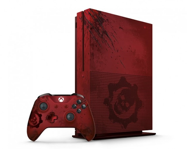 Gears of War 4 Limited Edition 2TB Bundle