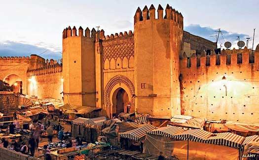 مقتطفات من التاريخ المغربي