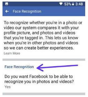 Cara Menggunakan Fitur Face Recognition di Facebook (Fitur pengenalan wajah di Facebook)