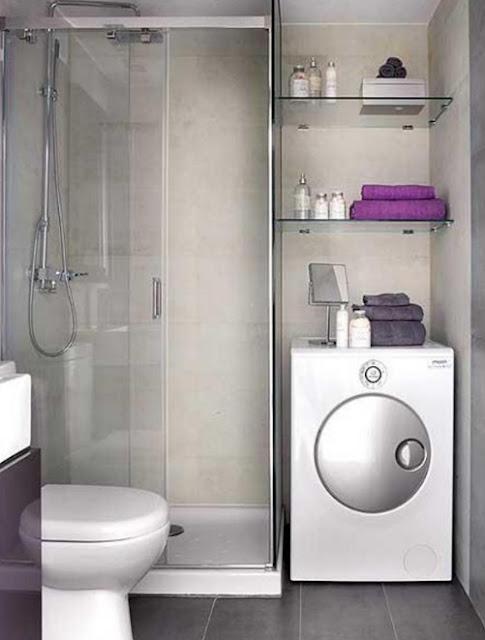 gambar kamar mandi mungil minimalis