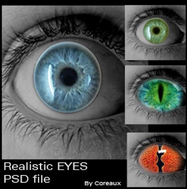 Realistic Eyes png | سكرابز عدسات عيون حقيقية مفرغة لمصممى الصور الفوتوغرافية ومصممى الإستوديوهات