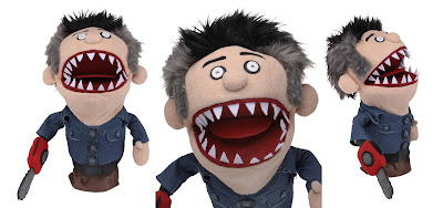 Ash vs Evil Dead Possessed Ashy Slashy Puppet Prop Replica by NECA