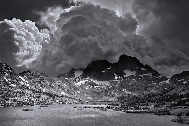 Ansel Adams Wilderness, fotografia di Peter Essick