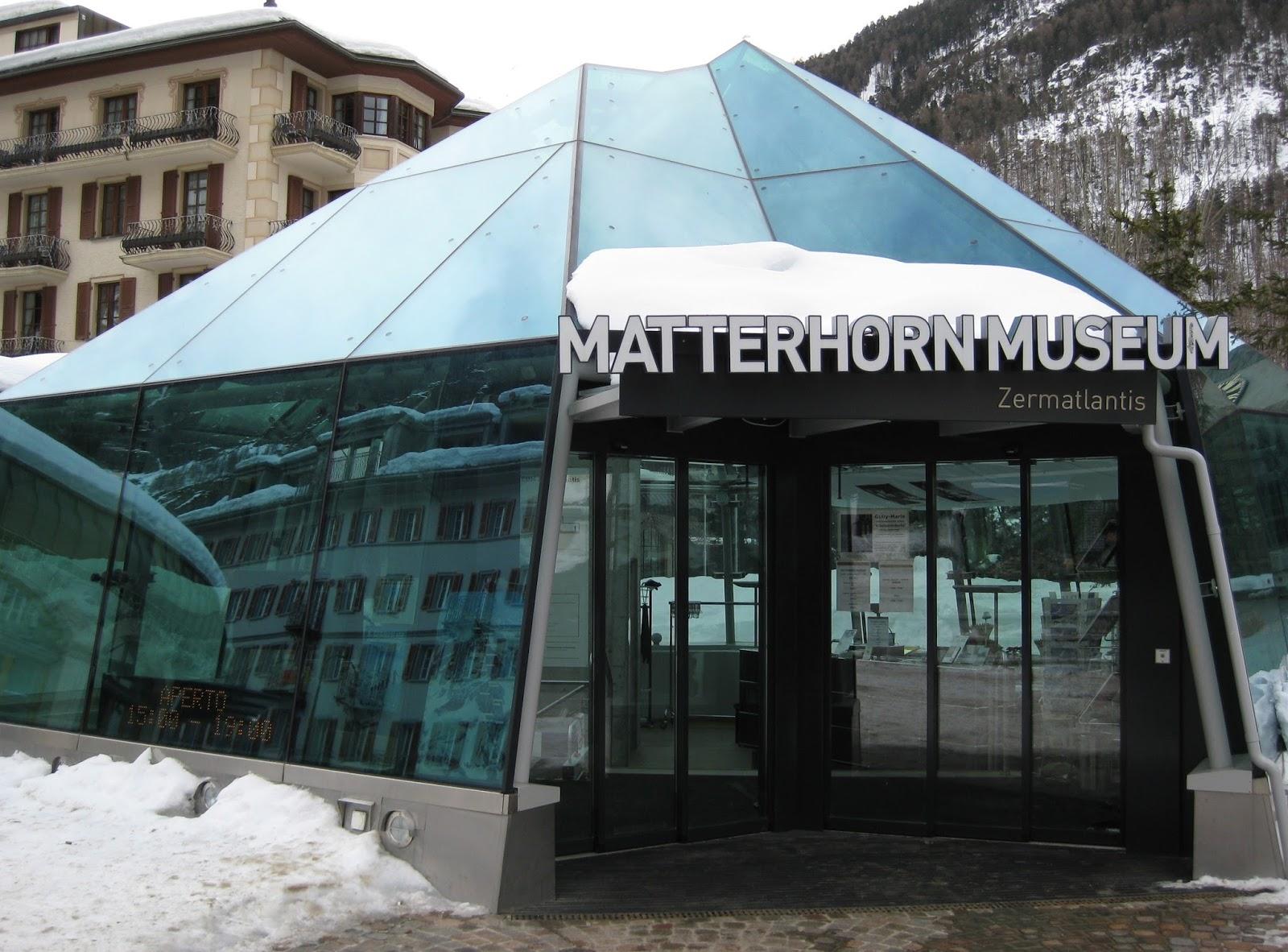 Matterhorn Museum - Zermatt