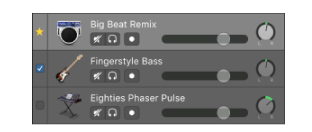Logic Groove Templates