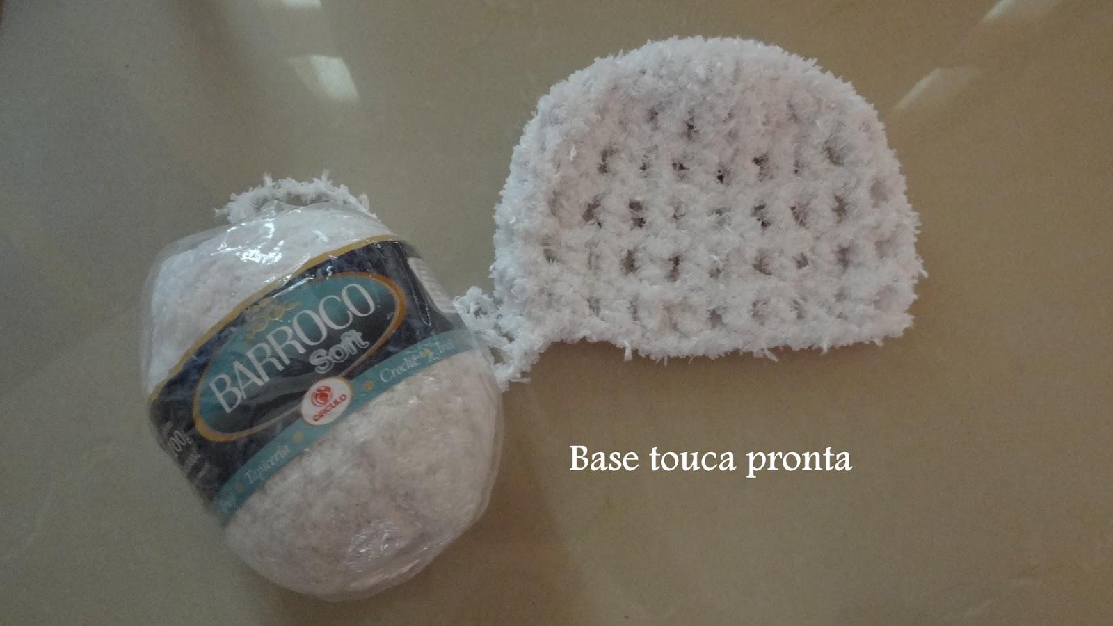 Veja abaixo algumas Fotos da Touca Coelho Soft já finalizada 135797e2786