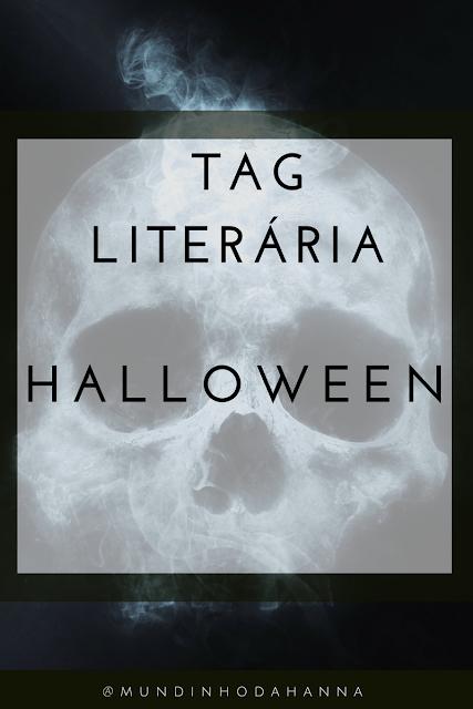 Tag Literária Halloween