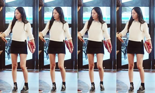 F X Krystal Drama Fashion Official Korean Fashion