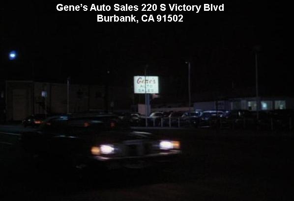 Rockford Files Filming Locations: 2012-12-09