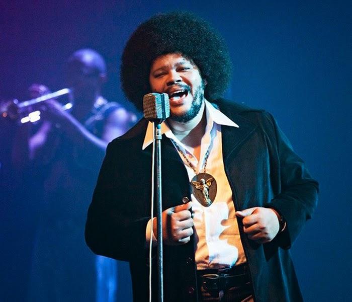 Tim maia babu santana, cabelo black power