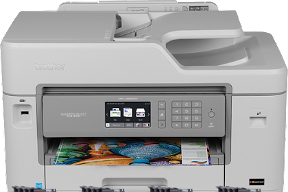 Printer Driver - Brother MFC-J5830DW XL