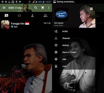 Download BBM MOD Iwan Fals Transparan Terbaru v3.2.0.6 APK