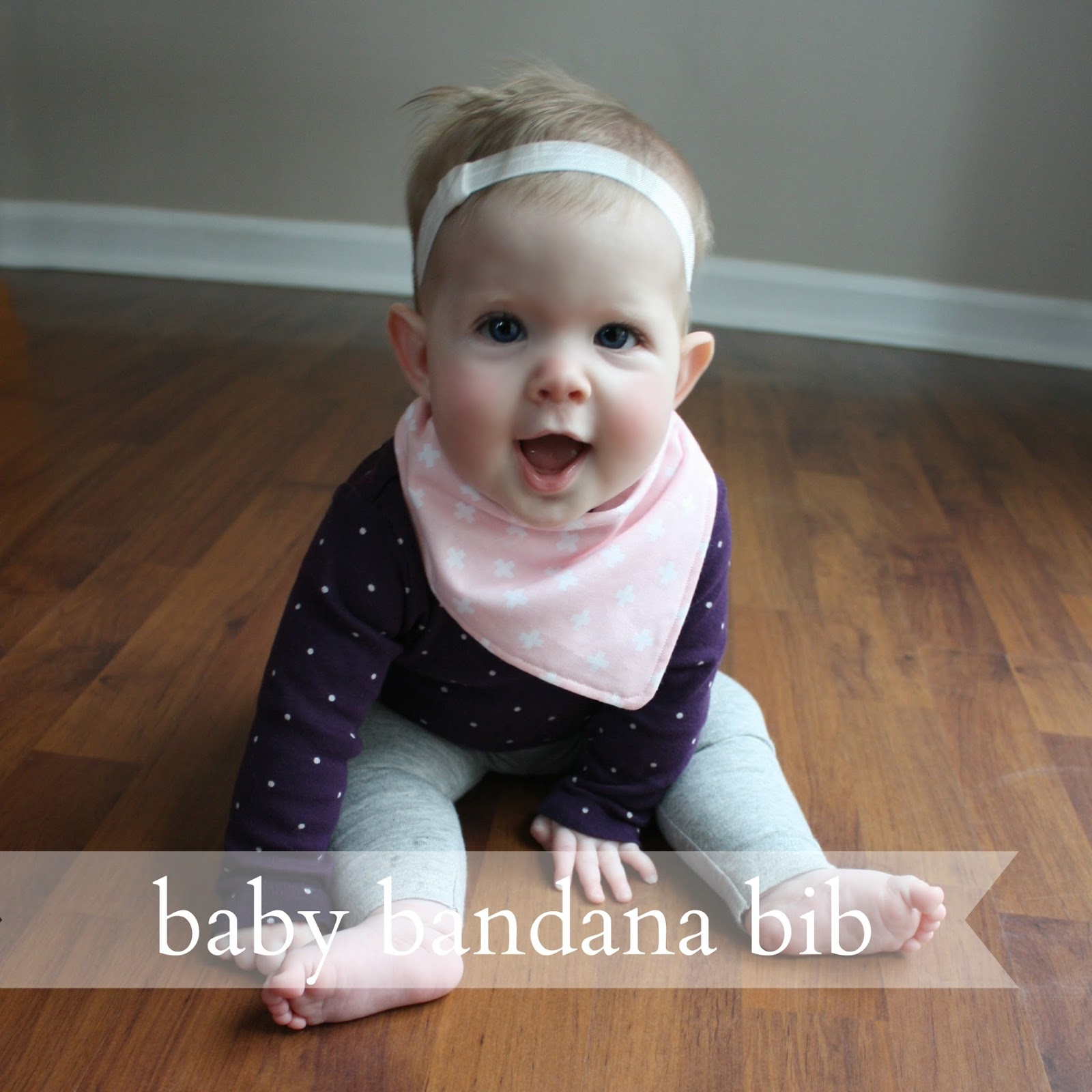 Live a little wilder bandana bibs tutorial bandana bibs tutorial baditri Images