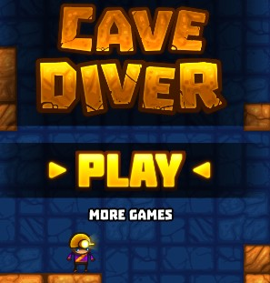 Cave Diver Awesome Action Online Games