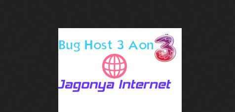 bug operator three / 3 yang terbaru update mei juni 2017, Bug Internet Gratis, Http Injector