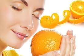 فوائد قشر الليمون والبرتقال للوجه