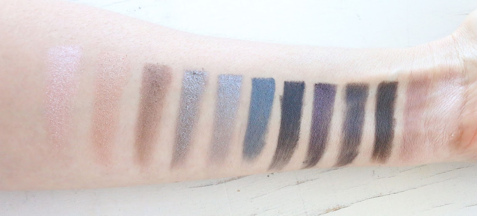 Naked Smoky Eyeshadow Palette by Urban Decay #13