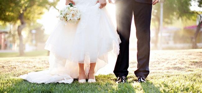 Model gaun pengantin modern