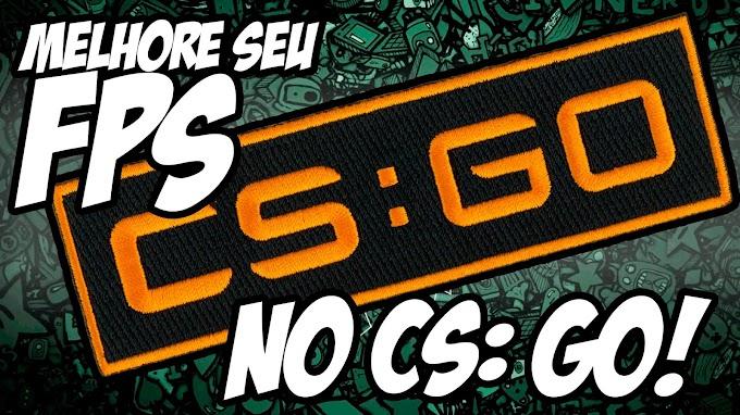 AUMENTAR O FPS NO CS:GO E DESEMPENHO DO PC