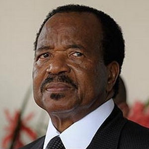 Image result for images of paul biya