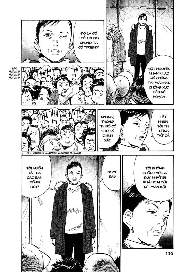 20th Century Boys chapter 243 trang 19