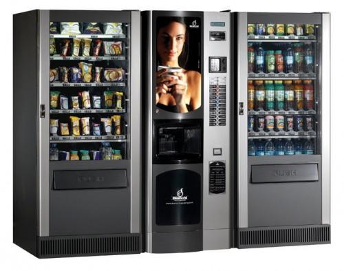 Negocios del mundo crece en espa a el negocio del vending - Maquinas expendedoras de alimentos y bebidas ...
