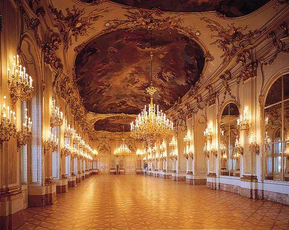 Tour pelos castelos de Viena