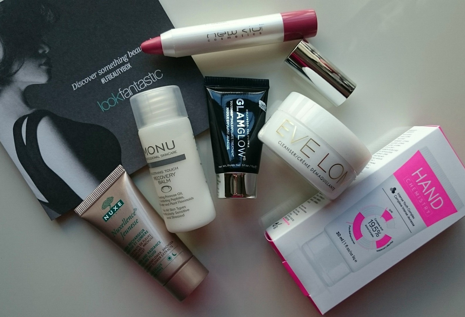 Look fantastic beauty box November